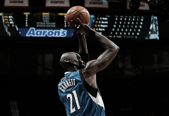 Kevin Garnett joins TNT's Inside the NBA