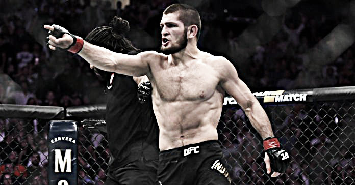UFC: Les reducen las sanciones al equipo de Khabib