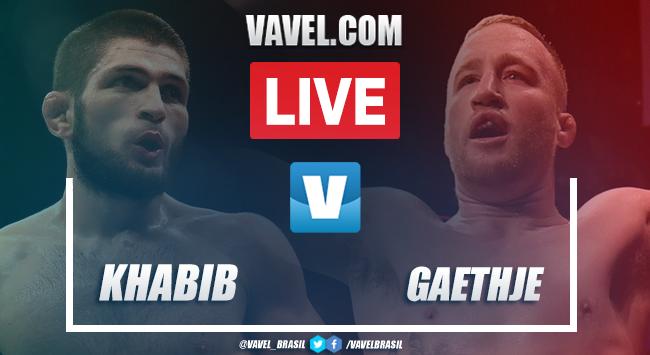 Resultados e Melhores momentos: Khabib vs Gaethje no UFC 254