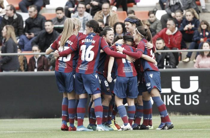 Alharilla lidera al Levante UD Femenino hacia la victoria