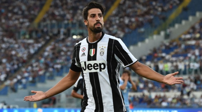 Juventus, Khedira: