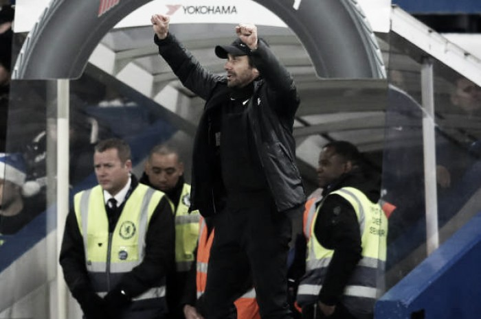 """Conte destaca atuação do Chelsea após vitória sobre Southampton: """"Bom trabalho de todos"""""""