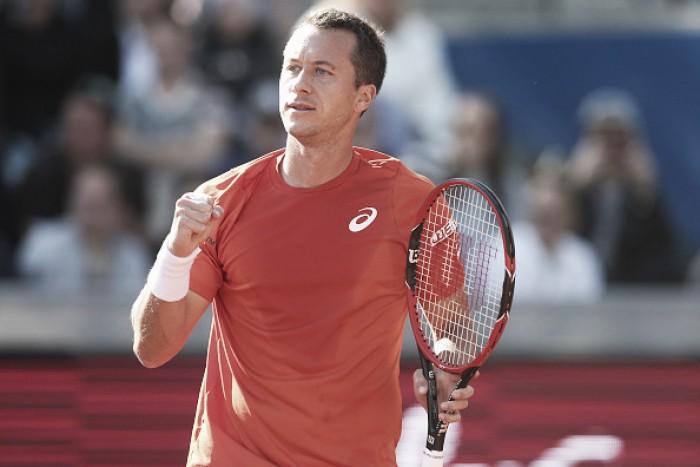 Philipp Kohlschreiber derrota Dominic Thiem e conquista o ATP 250 de Munique pela terceira vez