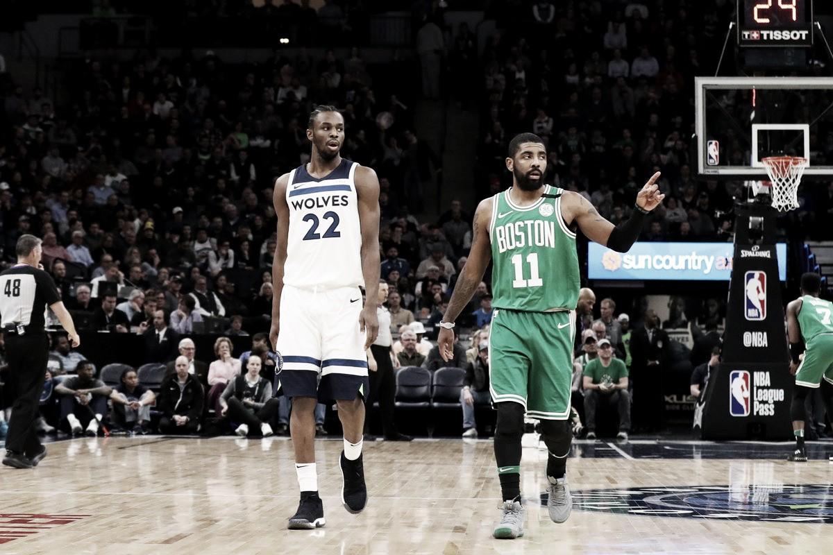 NBA, prova di forza dei Celtics contro Minnesota (109-117)