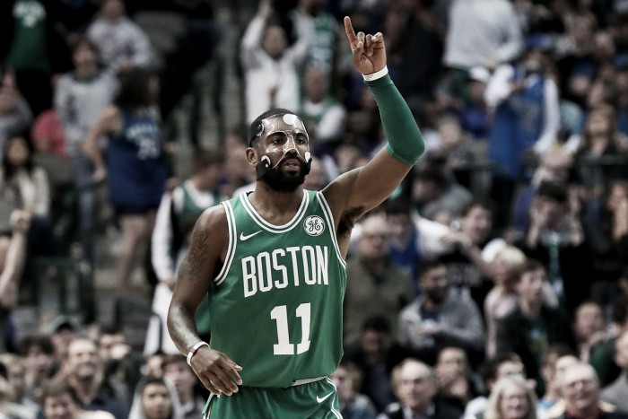 NBA, Kyrie Irving e la durezza dei Boston Celtics