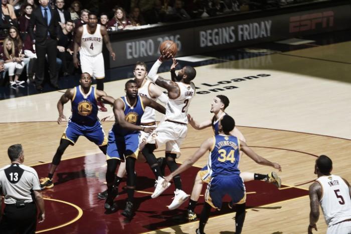Nba Finals, Cleveland di rabbia contro dei Warriors disastrosi (120-90)