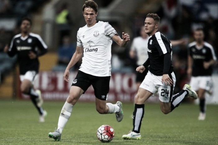 Could Kieran Dowell be the next Everton player to step up to the first-team?