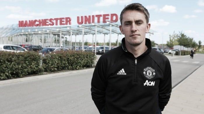 Manchester United announce Kieran McKenna as new under-18 boss