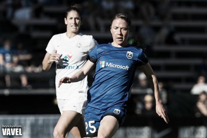 Seattle Reign FC re-signs Kiersten Dallstream