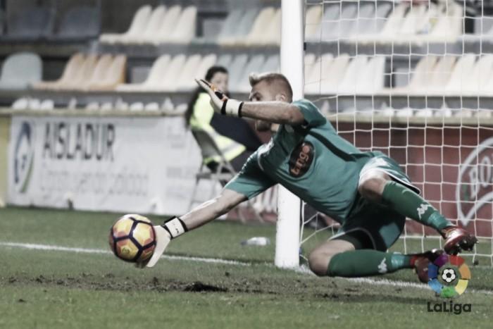 Kieszek, MVP del Córdoba CF ante el Reus según los lectores de VAVEL.com