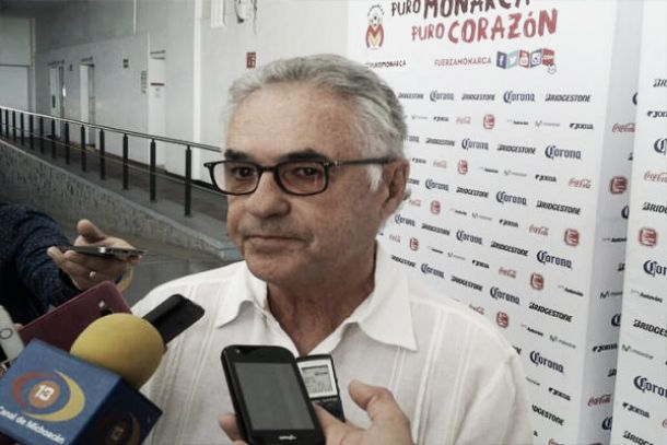 Álvaro Dávila acepta compromiso de volver a dar protagonismo a Morelia