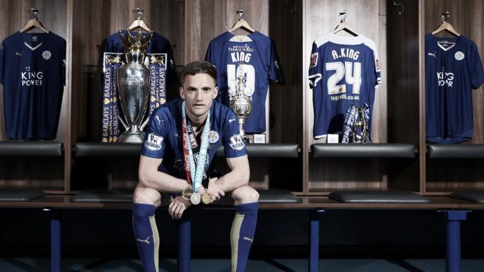 Andy King, 12 años en el Leicester... Y los que quedan