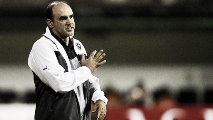 Ricardo Gomes elogia início do Botafogo, mas lamenta perda de ritmo diante do Juazeirense