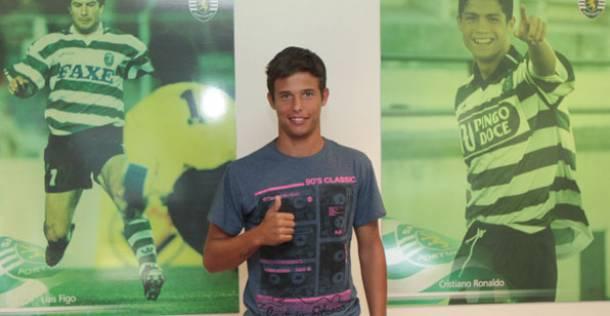 Kikas renova com Sporting até 2019