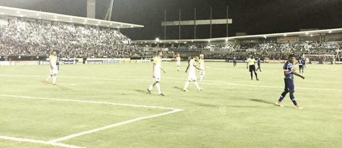 CSA e Volta Redonda empatam sem gols e definição do título da Série D fica em aberto