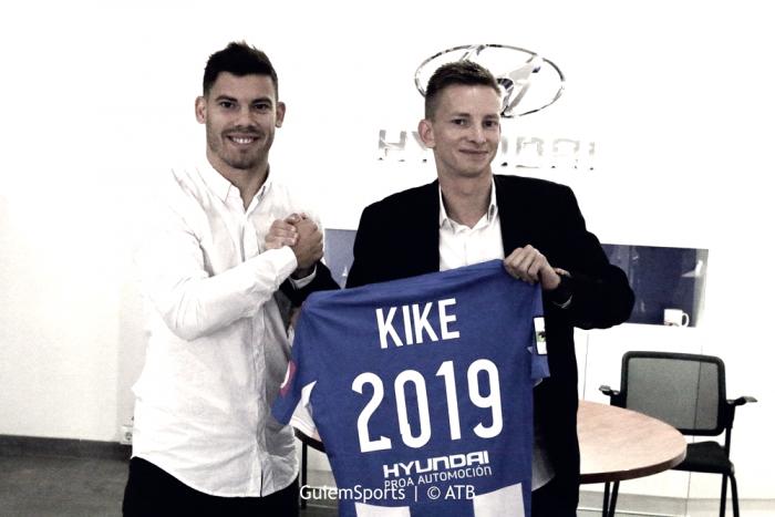 Kike López seguirá en el Atlético Baleares - Blog Blog de Joan Antoni Perelló