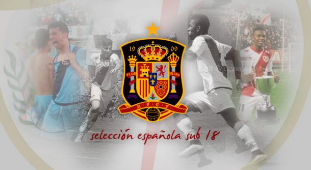 Kike y Aki, convocados por la Selección Española sub-18