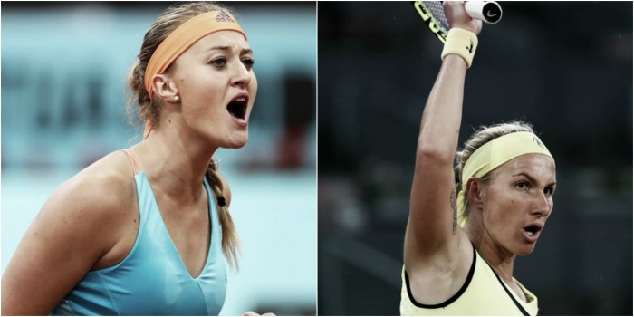 WTA Madrid semifinal preview: Kristina Mladenovic vs Svetlana Kuznetsova