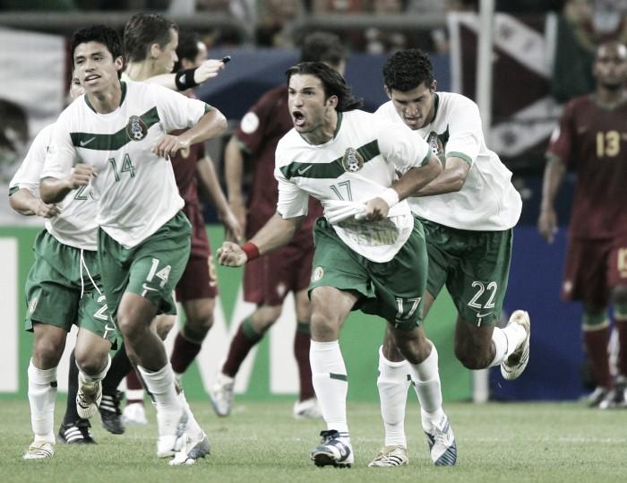 México vs Portugal, un parteaguas para 'Kikín' Fonseca