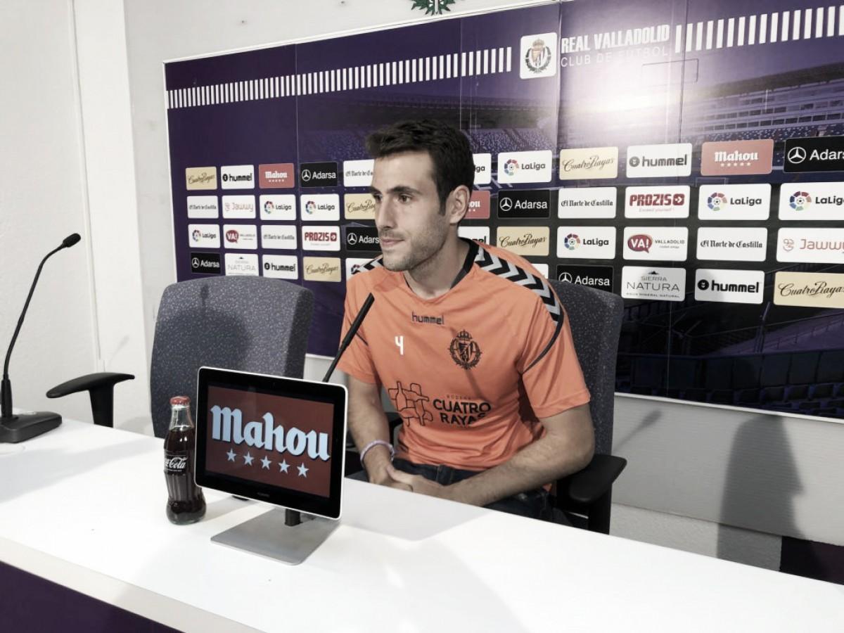 """Kiko Olivas: """"El equipo está muy convencido e ilusionado"""""""