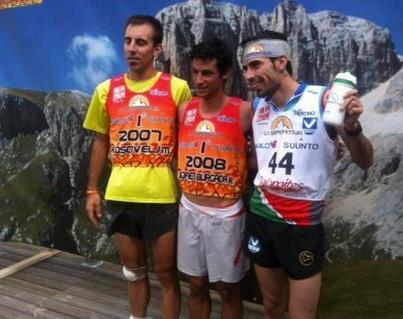 Kilian Jornet impone su ley en la mítica Dolomites Skyrace con récord incluido