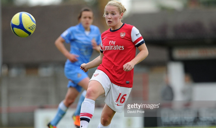 Kim Little re-joins Arsenal Ladies
