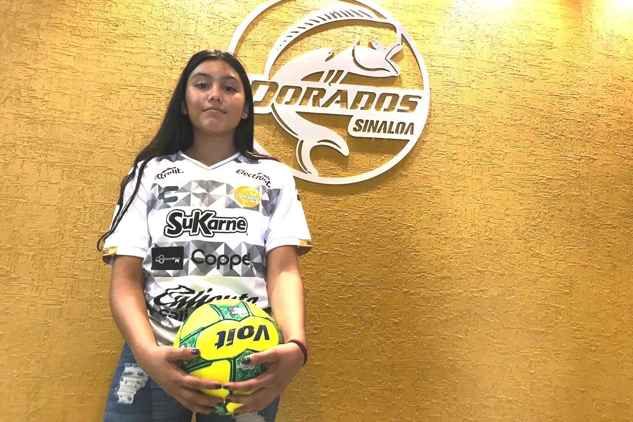 """Kimberly Hernández: """"Es muy emocionante saber que voy a estar con la Selección"""""""