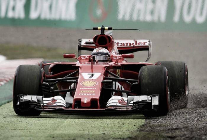"""Räikkönen apuesta fuerte por Ferrari para el año que viene """"Seremos más fuertes en 2018"""""""