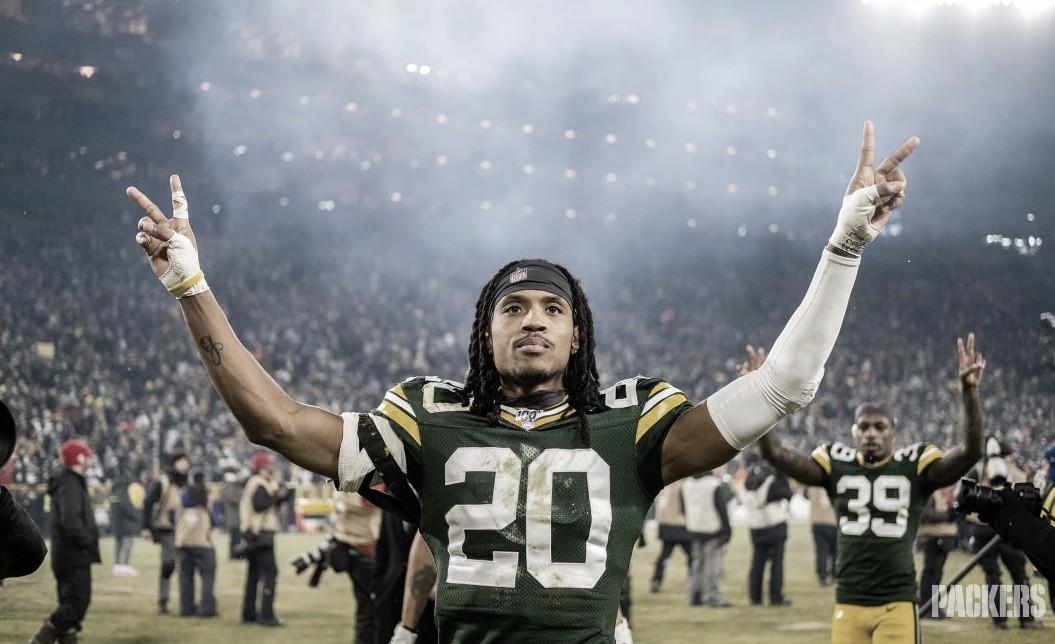 Los Packers ganan en Green Bay ante Seattle