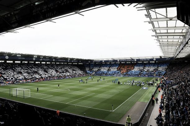 Leicester City look to extend the King Power Stadium by an ...
