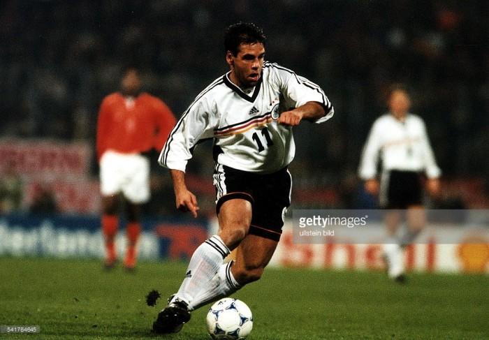 The A-Z of forgotten football heroes: U - Ulf Kirsten