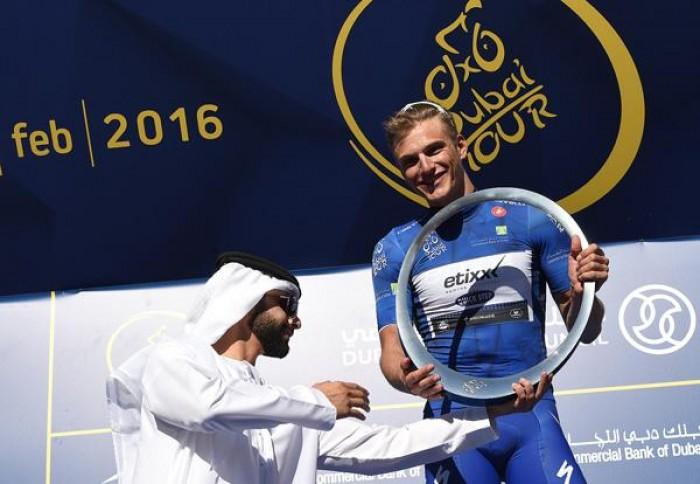 Ciclismo - Ecco il Dubai Tour 2017, percorso per velocisti con una tappa in più