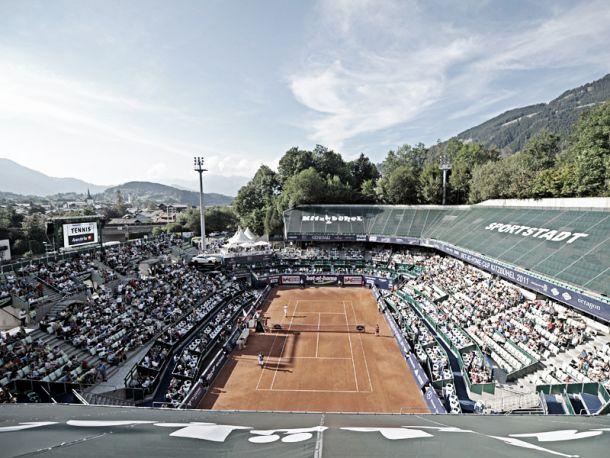 Previa ATP 250 Kitzbühel: despedida entre montaña de la tierra batida