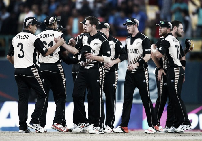 World T20: New Zealand steal a tight victory over rivals Australia