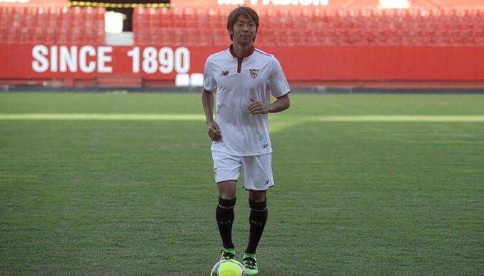 """Kiyotake: """"Viva el Sevilla"""""""
