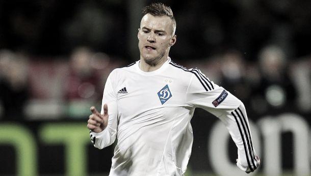 Lazio interested in Yarmolenko