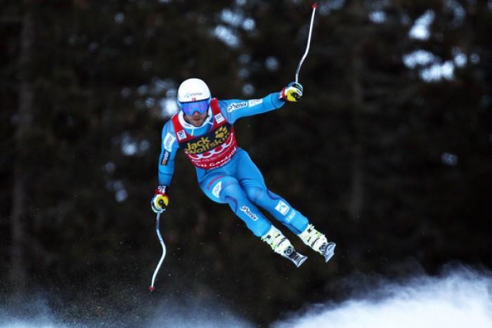 Sci Alpino, Val Gardena: Super G maschile, i pettorali di partenza