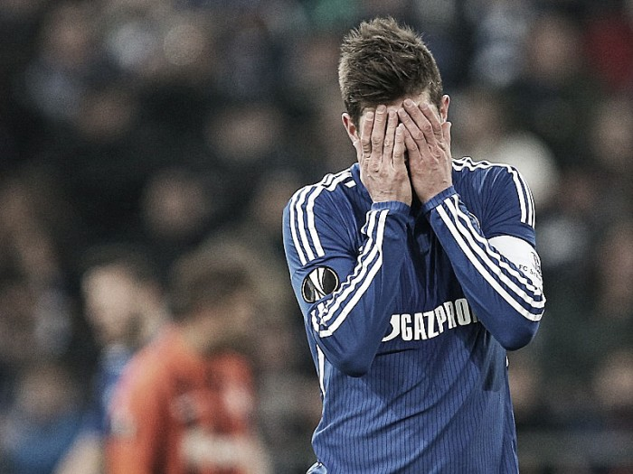 Schalke 04 (0) 0-3 (3) Shakhtar Donetsk: Shakhtar shock Schalke in second leg rout