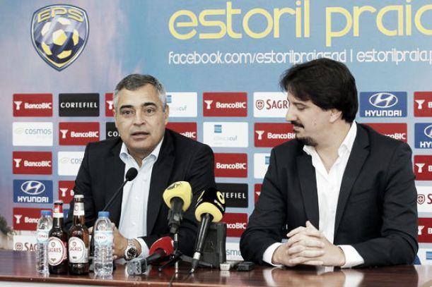 José Couceiro é o novo treinador do Estoril