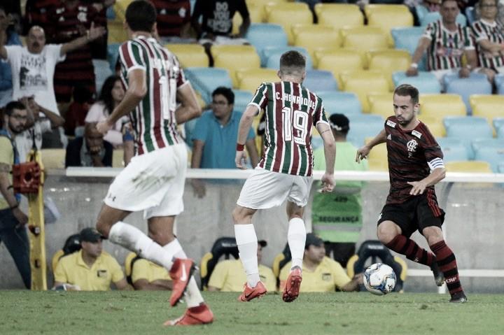 Com boa sequência no clássico, Flamengo encara Fluminense