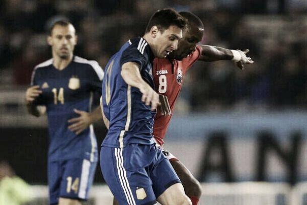 L'Argentine n'a pas fait de cadeau à Trinité et Tobago