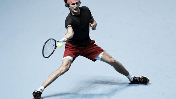 ATP Finals: debut y victoria para Zverev frente a Cilic