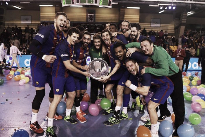 Barcelona Lassa: Rey de la Asobal