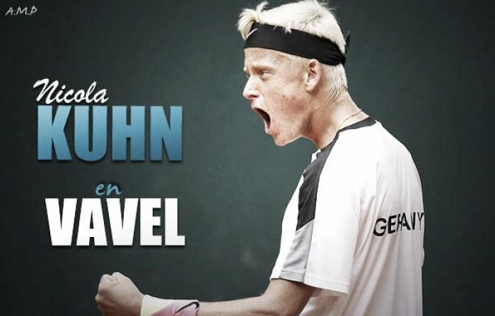 """Entrevista. Nicola Kuhn: """"Siempre he soñado jugar la Copa Davis con España"""""""