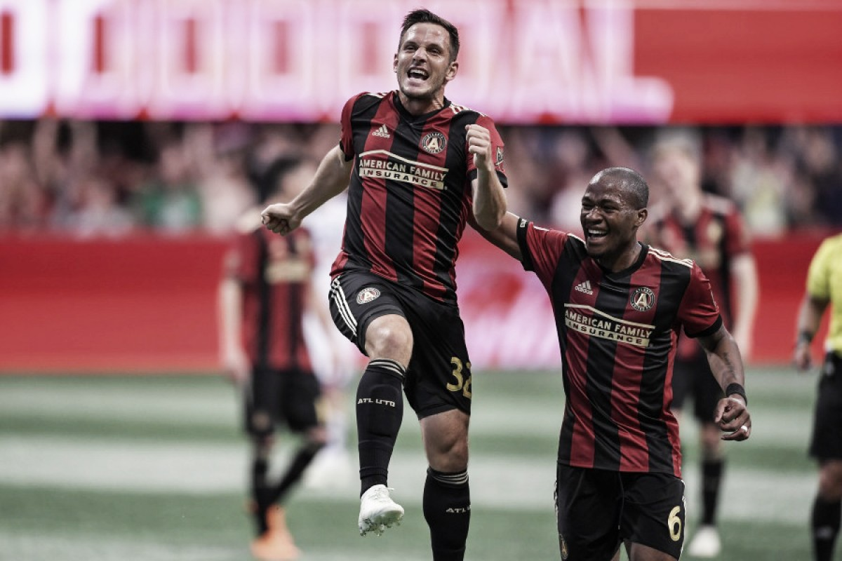 Atlanta United FC turn on the style in win against Montreal Impact