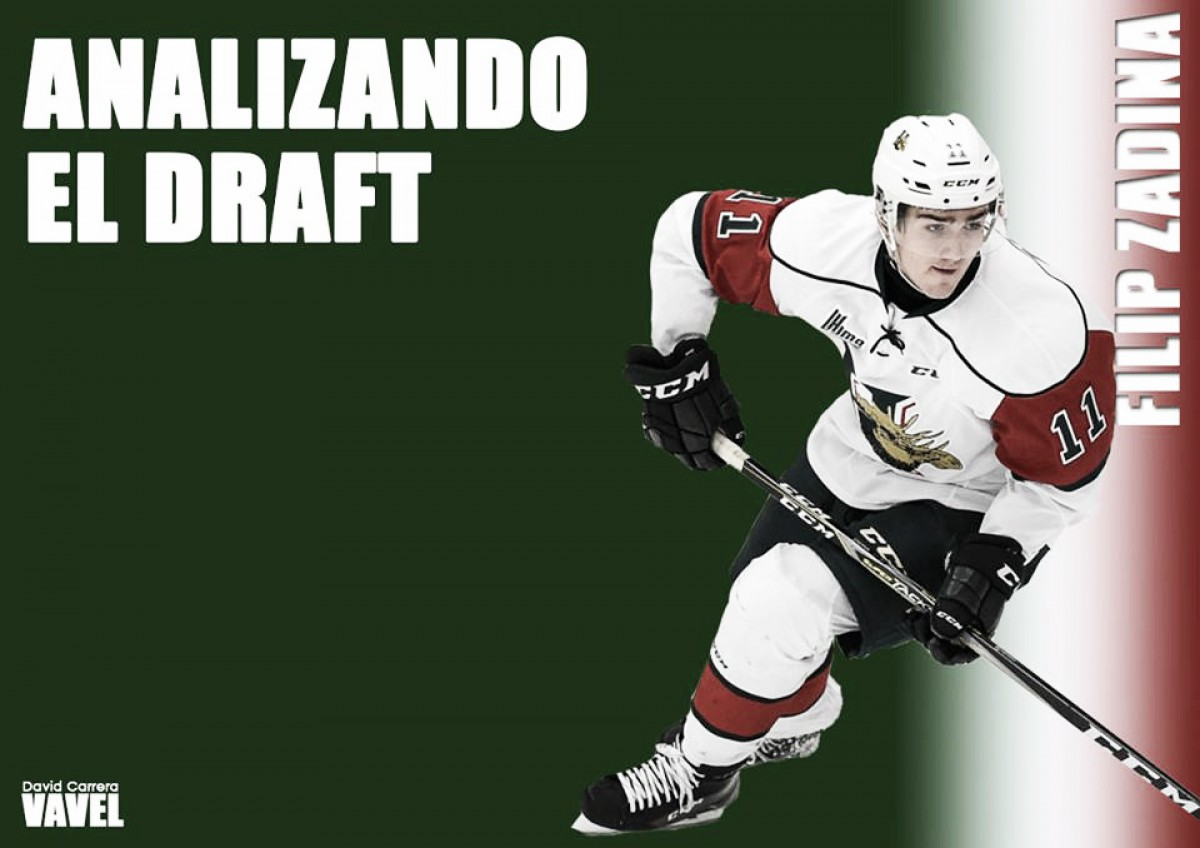Analizando el draft 2018: Filip Zadina