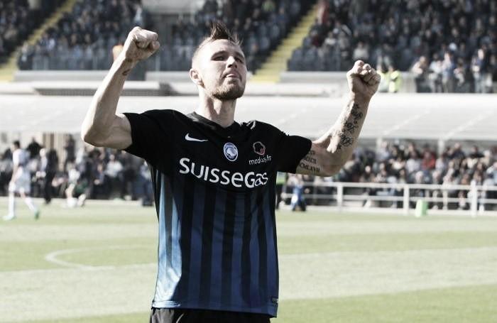Serie A - Kurtic e Gomez fanno volare la Dea: Atalanta - Genoa termina 3-0