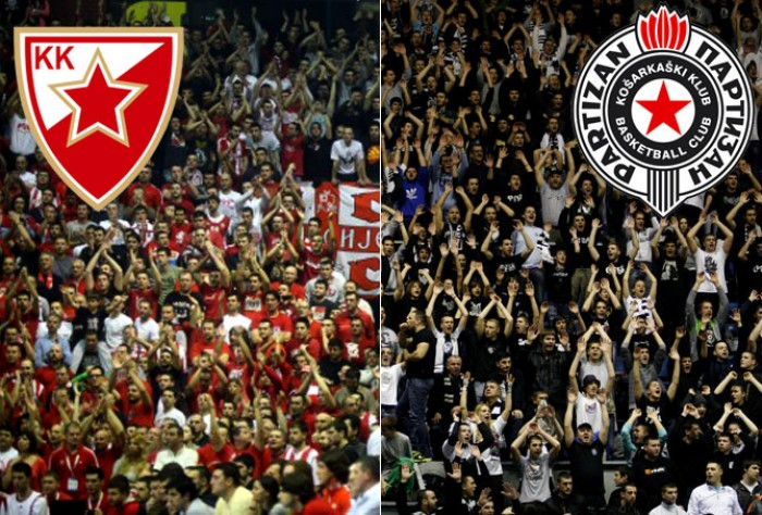 Around the World: Partizan - Stella Rossa