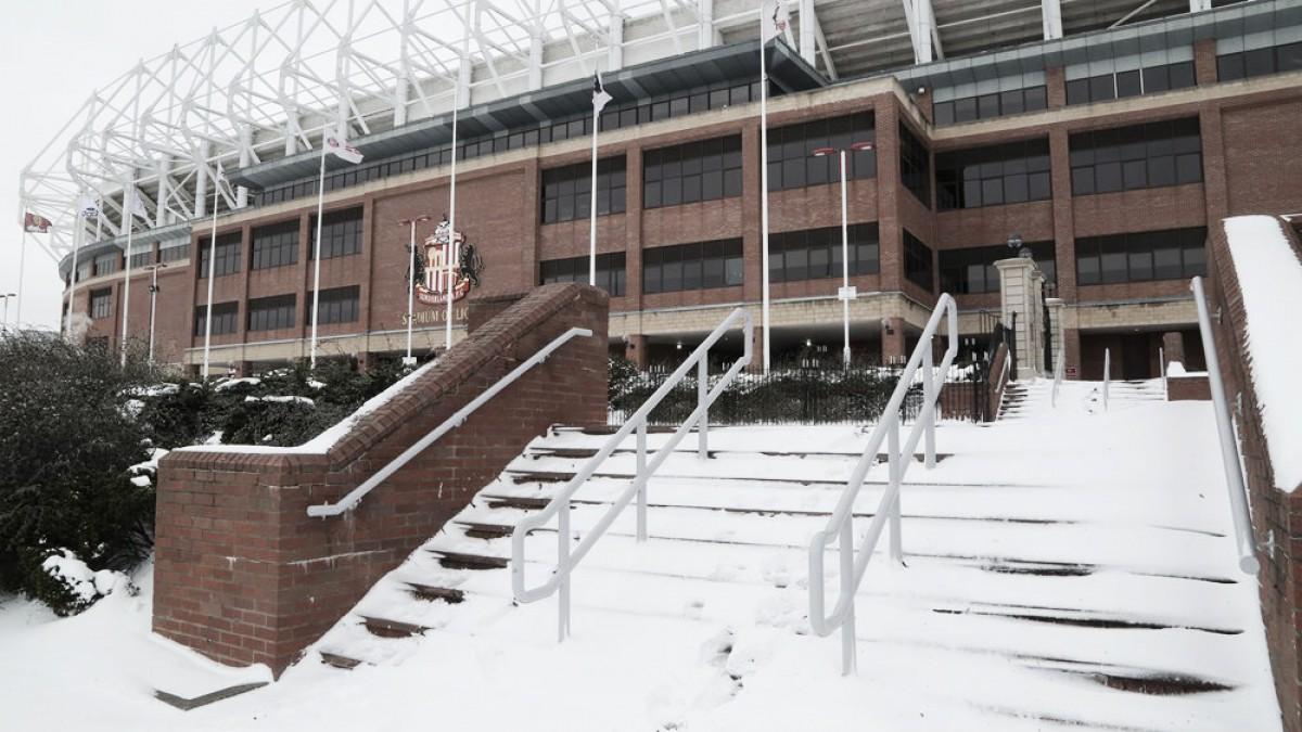 Devido ao frio intenso, Sunderland fornece estádio como abrigo para sem-teto