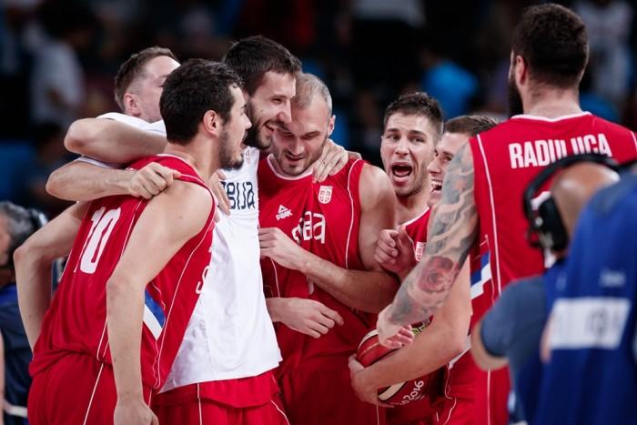 Rio 2016, basket maschile - La Serbia rialza la testa: elimina la Croazia e vola in semifinale (86-83)